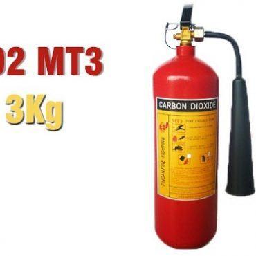 Bình chữa cháy CO2 trung quốc 3kg