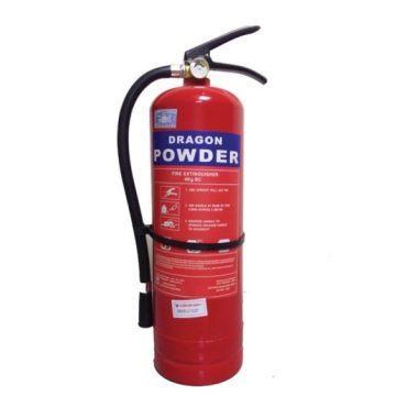 Bình chữa cháy bột Dragon Powder ABC 8kg