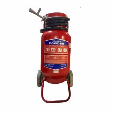Bình chữa cháy bột Dragon Powder BC 35kg