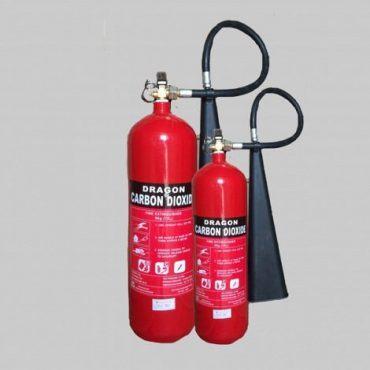 Bình chữa cháy khí CO2 Dragon MT5 5kg