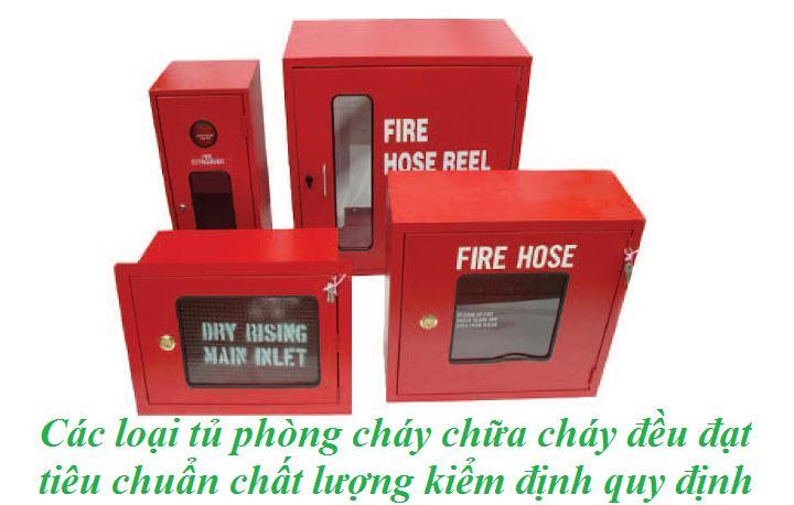 PCCC Hoàng Nhật Hưng cung cấp tủ cứu hỏa giá rẻ nhất thị trường