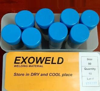 Thuốc hàn hóa nhiệt exoweld lọ 150g
