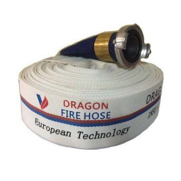 Vòi cứu hỏa Dragon giá rẻ Fire Hose DN50 áp lực 10Mpa 20M