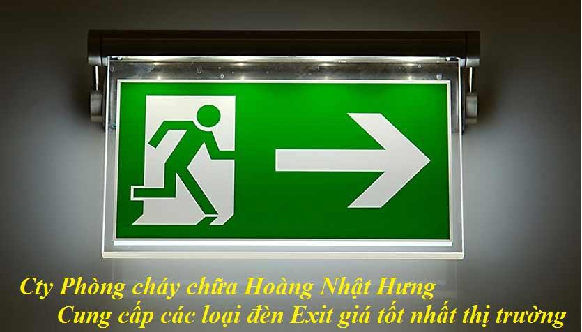 Cách lắp đặt đèn Led Exit trong toàn nhà